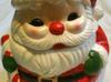 Porcelanowy Święty Mikołaj - miniaturka