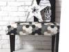Ławeczka NA WYMIAR pufa siedzisko tapicerowane ławka puf