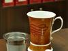 Kubek porcelanowy z zaparzaczem Tea Logic, 250ml - miniaturka