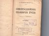 Chrześcijańska filozofia życia - Pesch - 1930 rok