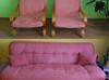 Sofa + dwa fotele - miniaturka