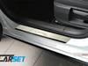 Peugeot 208 nakładki progowe listwy ochronne progi stal