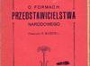 O formach przedstawicielstwa narodowego - 1905 rok - miniaturka