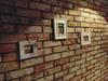 Płytki z cegły rozbiórkowej, cegła na ściane, stara cegła