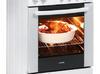 Kuchnia elektryczna z płytą ceramiczną Mora CS110GW - miniaturka