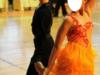 taniec towarzyski - sukienka do ŁACINY EDC - miniaturka