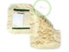 Mop bawełniany DUO kieszeń + klips 50 cm