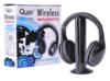 Słuchawki bezprzewodowe QUER 5 w 1, radio AM/FM