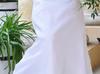 Śnieżnobiała sukienka ślubna - miniaturka