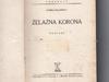 Żelazna korona tom 2 - Malewska - 1937rok
