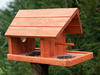 Felek - solidny karmnik dla ptaków od Bednarz i Kozik