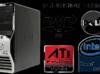 DELL PRECISION T5500 6x2,66/12/1TB Win 7 Ati 1GB GDDr5