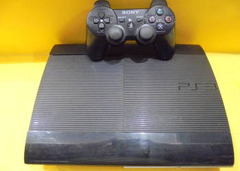 Sony PlayStation 3 Super Slim !!! DYSK 500 GB !!!
