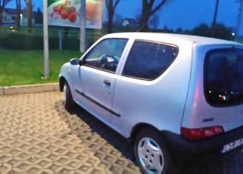 OKAZJA Sprzedam Fiata Seicento w bdb stanie technicznym