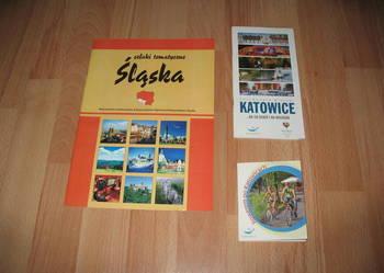 Katowice – mapka rowerowa,przewodnik i gazetka