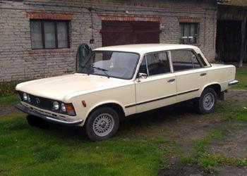 Fiat 125p  z 1987 r. Prawie jak nowy!!!