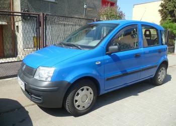 Fiat Panda z 2004 roku , cena do uzgodnienia