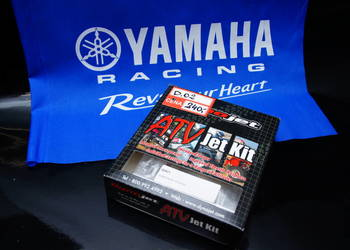 Dynojet Jet Kit 2004-2005 Yamaha YFZ450 komplet dysz