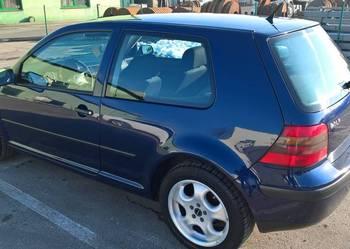 Samochód Volkswagen Golf IV 1.4 Benzyna +LPG -bardzo zadbany