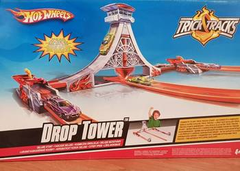 Hot Wheels Drop Tower