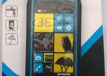 Uchwyt rowerowy na smartfon B'TWIN