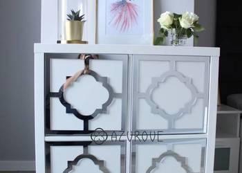 Panele ażurowe lustrzane do IKEA KALLAX / dekor lustrzany