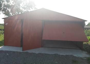 GARAŻE BLASZANE, garaż blaszany, hale, wiaty, raty