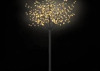 vidaXL Kwitnące drzewko świąteczne 50690