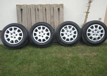 """Koła felgi stalowe 15"""" Hyundai i30, (Mazda) 5x114,3, kołpaki"""