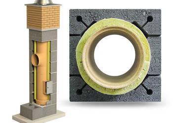 Komin Systemowy Ceramiczny 7mb K Fi 180 200 BKU