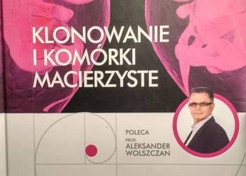 Klonowanie i komórki macierzyste - Aleksander Wolszczan