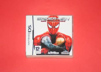 UNIKAT! Spider-Man: Web of Shadows (Nintendo DS | NDS)