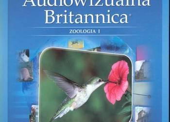 Encyklopedia audiowizualna Britannica - Zoologia 1 + DVD