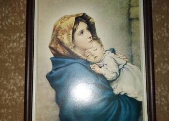 obraz matki boskiej z dziesiątkiem