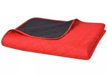 vidaXL Dwustronna, pikowana narzuta na łóżko (131554)