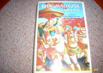 Bhagavad-Gita Taka jaką jest - Śri Śrimad  /fa