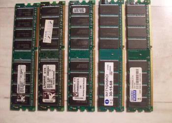 Sprawne pamięci DDR 400MHZ 1GB
