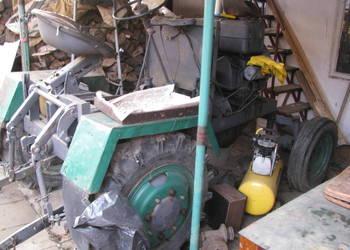 Ciągnik Sam S15 z rozrusznikiem lub sam silnik