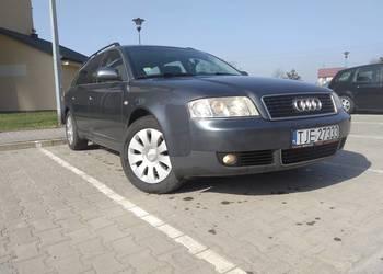 Audi A6 C5 Avant 1.9 TDI 130KM 2003/2004 BEZWYPADKOWY