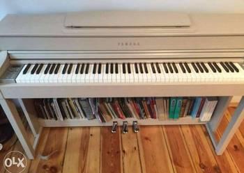 Pianino yamaha for Yamaha clavinova clp 350