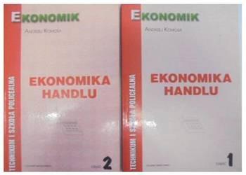 Ekonomika handlu cz. 1 i 2 - A. Komosa