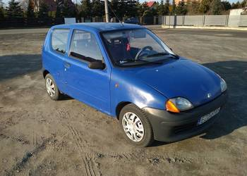 Fiat seicento 1.1 van