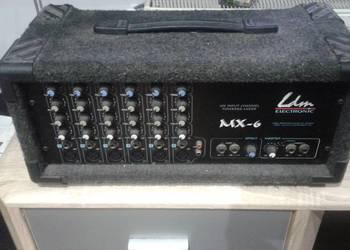 Powermixer Wzmacniacz LDM MX-6