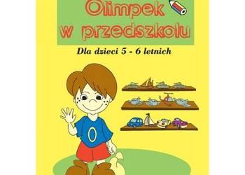 Olimpek w przedszkolu 5-6 latki
