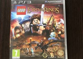 Lego The Lord Of The Rings Gra na Playstation 3 - PS3