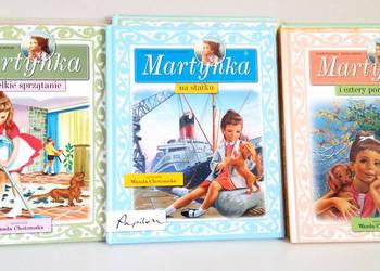 Martynka - 21 książeczek + Baśnie Andersena