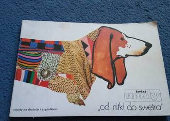 roboty na drutach i szydełkiem