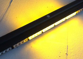 Stroboskop 91cm LED 12-24V dwustronna NOWA