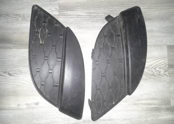 Zaślepki(kratki)zderzaka przedniego renault twingo II 09-10r