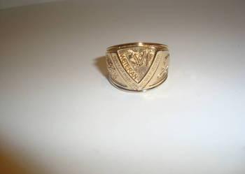 Pierścień Weterana GOLD